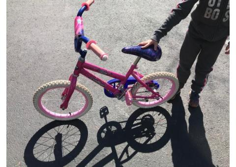 Free girls bike