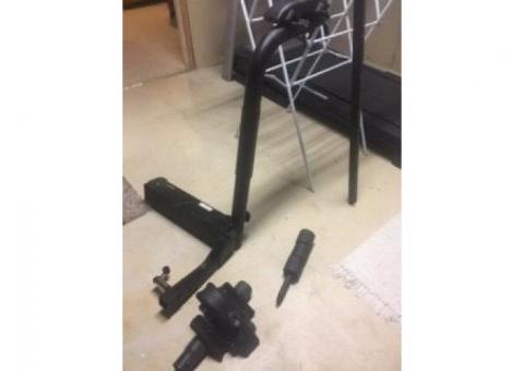 Thule Bike Rack